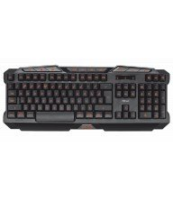 Clavier gaming Trust GXT280 led illuminated