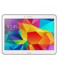 """Tablette Samsung Galaxy Tab 4 10.1"""" 3G Blanc Tunisie"""