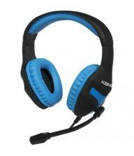KONIX HEADSET BLEU PS4 PC Tunisie