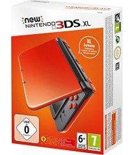 Console 3DS XL orange Tunisie