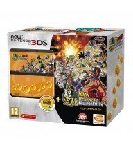 3DS CONSOLE NOIRE-Pack Dragon Ball Z EXTREME BUTODEN Tunisie