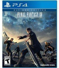 PS4 JEU Final Fantasy XV - Édition Day One Tunisie