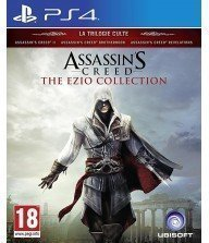 PS4 JEU Assassin's Creed : The Ezio Collection Tunisie