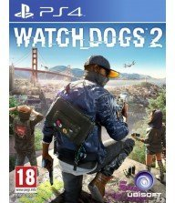 PS4 JEU Watch_Dogs 2 Tunisie