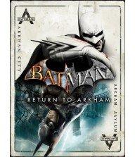PS4 JEU Batman : Return to Arkham Tunisie