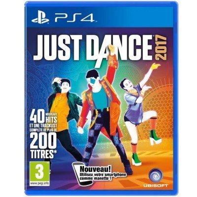 PS4 JEU Just Dance 2017 Tunisie