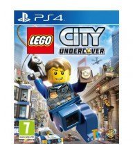 PS4 JEU LEGO CITY UNDERCOVER Tunisie