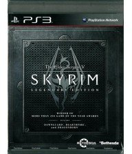PS3 The Elder Scrolls V : Skyrim - Legendary Edition - Essentials Tunisie