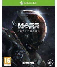 XBOX ONE JEU MASS EFFECT ANDROMEDA Tunisie
