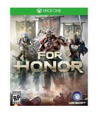 XBOX ONE JEU For Honor Tunisie