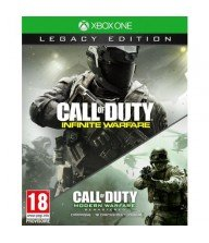 XBOX ONE JEU Call of Duty : Infinite Warfare Tunisie