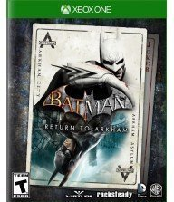 XBOX ONE JEU Batman : Return to Arkham Tunisie