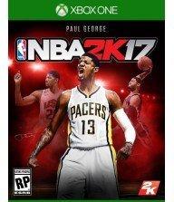 XBOX ONE JEU NBA 2K17 Tunisie