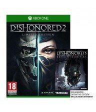 XBOX ONE JEU Dishonored 2 - Édition Day One Tunisie