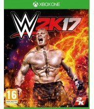 XBOX ONE JEU WWE 2K17 Tunisie