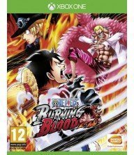 XBOX ONE JEU One Piece : Burning Blood Tunisie