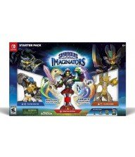 SWITCH JEU Skylanders : Imaginators - Pack de démarrage Tunisie