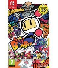 SWITCH JEU Super Bomberman R Tunisie