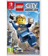 SWITCH JEU Lego Undercover Tunisie