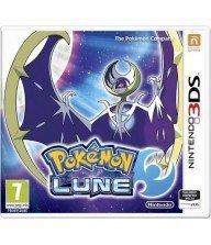 3DS JEU Pokémon Lune Tunisie