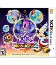 3DS JEU Disney Magical World 2 Tunisie
