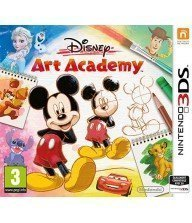 3DS JEU DISNEY ART ACADEMY Tunisie