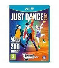 WII U JEU Just Dance 2017 Tunisie