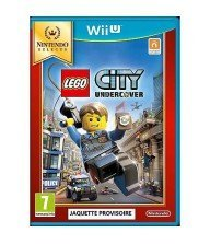 WII U JEU LEGO City : Undercover - Nintendo Selects Tunisie