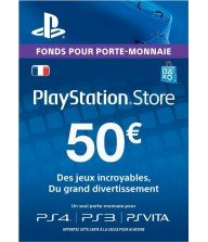 PS4 Carte PlayStation Store Tunisie