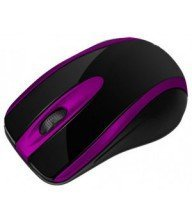 Souris Optique USB Macro M555 / Noir & Violet Tunisie