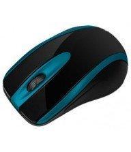 Souris Optique USB Macro M555 / Noir & Bleu Tunisie