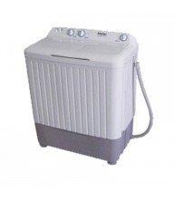 Machine à laver semi Automatique HAIER 8 Kg - Blanc Tunisie