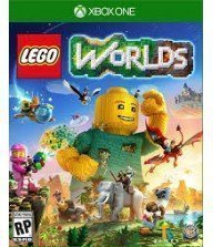 Jeux Lego Worlds XBOX One Tunisie