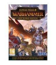 JEU PC Total War : WARHAMMER - Old World Edition Tunisie