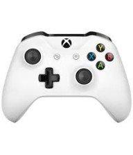 Manette sans fil Xbox one blanc pc-tab Tunisie