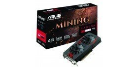Carte graphique Asus amd RX470 4 Gb Mining edition