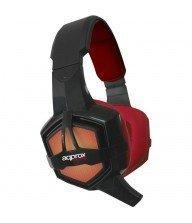 Micro casque Aqprox gaming APPGH10 usb rouge Tunisie