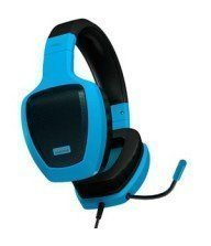 Micro casque gaming Ozone rage glow blue