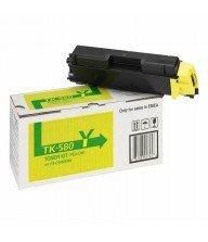 Toner Kyocera jaune TK-580Y