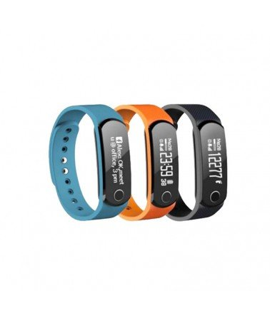 Smartek power watch waterproof bluetooth avec 3 bracelet