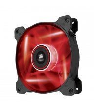 Ventilateur CORSAIR AF 120 LED ROUGE CO-9050015 Tunisie