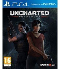 JEUX UNCHARTED-THE-LOST-LEGACY-PS4 Tunisie