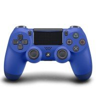 PS4 Manette sans fil DualShock 4 Wave Blue Tunisie