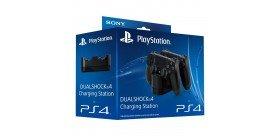 Console PS4 Station de rechargement DualShock 4