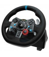 VOLANT LOGITECH G29 DRIVING FORCE PS3 PS4 PC Tunisie