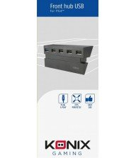 KONIX HUB 4USB+ 1 USB3.0 PS4 Tunisie