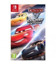 JEUX SWITCH CARS 3 Tunisie