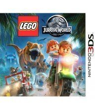 JEUX LEGO JURASSIC WORLD 3DS Tunisie