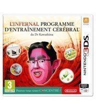 JEUX PROGRAMME CEREBRAL 3DS Tunisie