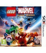 JEUX LEGO MARVEL SUPER HEROES 3DS Tunisie